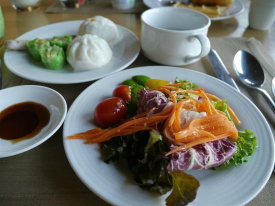 Hilton Pattaya: 朝食