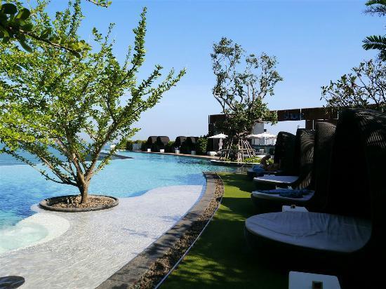 Hilton Pattaya: プール