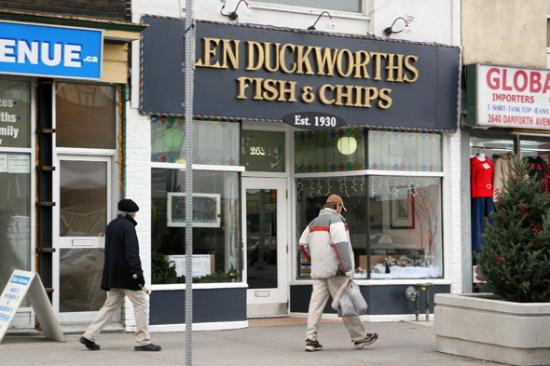 Duckworth's Fish & Chips Ltd