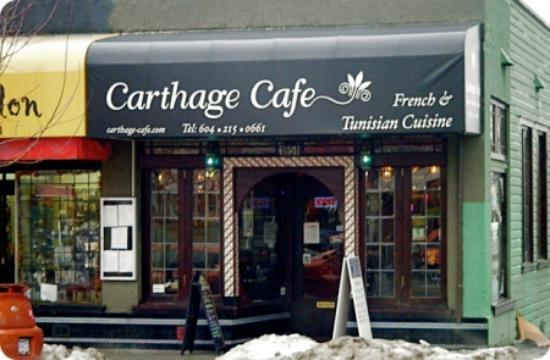Carthage Cafe