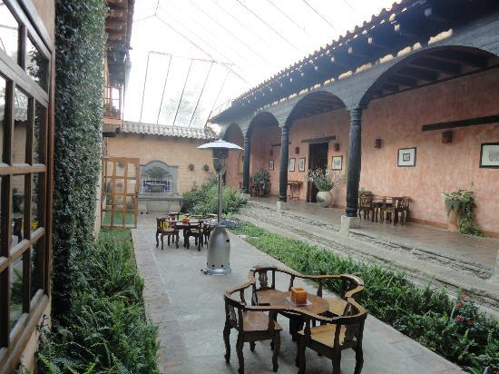 Hotel Casavieja: siempre limpio