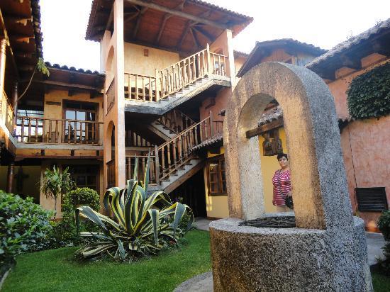 Hotel Casavieja: parte del hotel