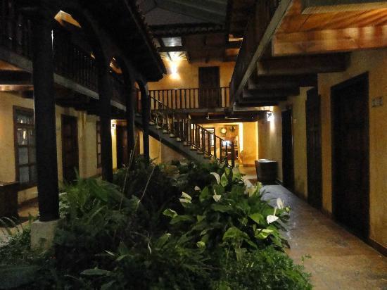 Hotel Casavieja: muy tranquilo