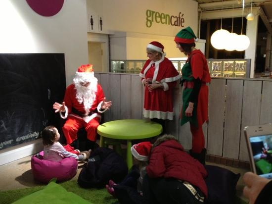 Greencafe at Millbrook Garden Centre: Story Time