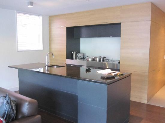 Mantra Marina : Apartment's Kitchen