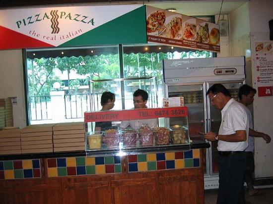 Pizza Pazza Foto