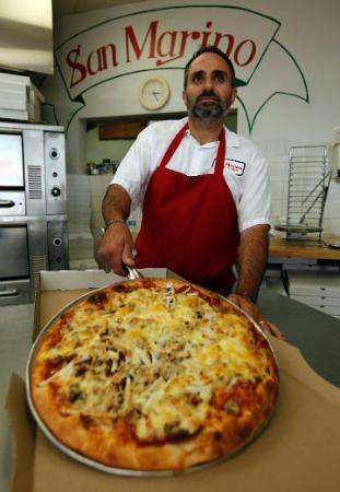 Sanmarino Pizza