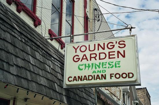 Young's Garden
