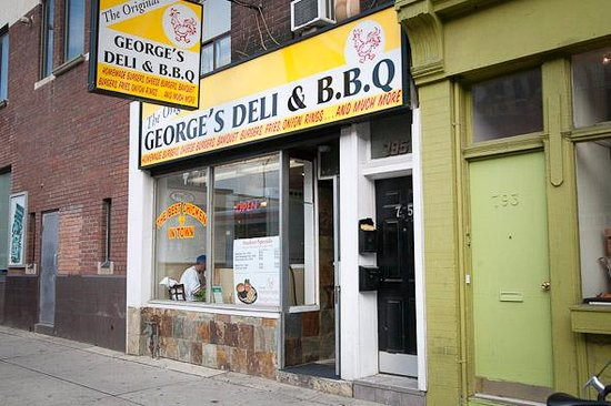 George's Deli and B.B.Q.