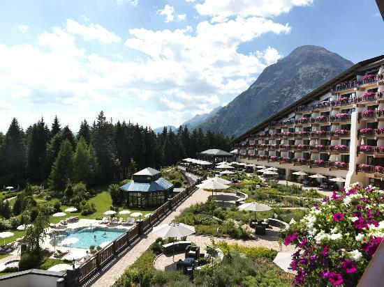 Interalpen-Hotel Tyrol 이미지