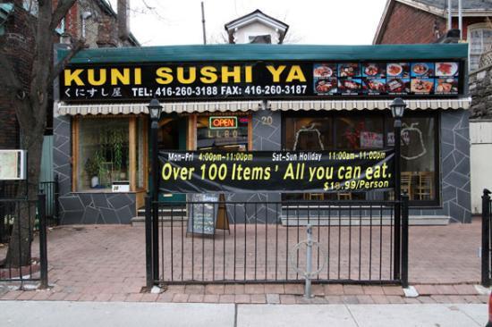 Kuni Sushi Ya