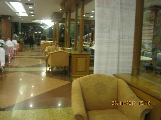 高塔酒店照片