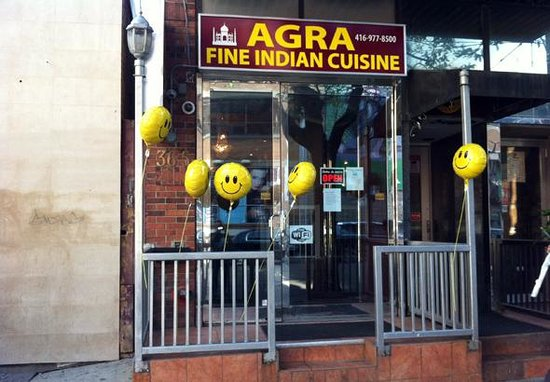 agra fine indian cuisine toronto 4850 yonge st north