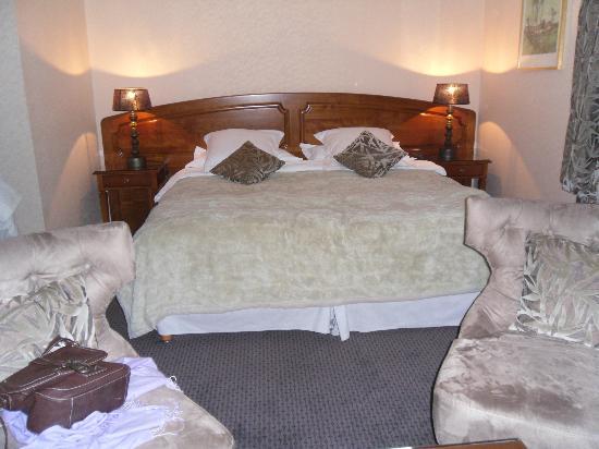 Hostellerie La Cheneaudiere - Relais & Chateaux: Notre chambre les terrasses