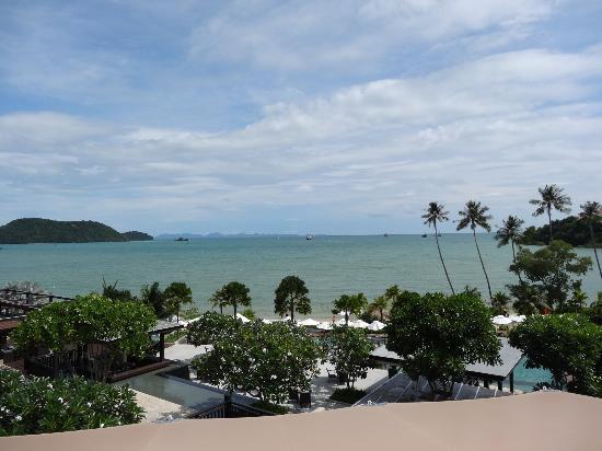 Pullman Phuket Panwa Beach Resort: view from pool