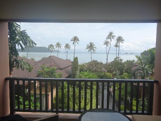 Pullman Phuket Panwa Beach Resort: view from delux sea view