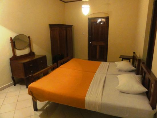Grosvenor Hotel : Zimmer