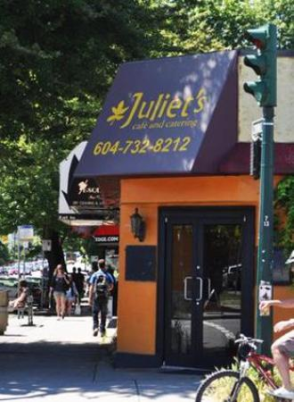 Juliet's Cafe and Catering