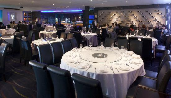 Ascot, Australia: Restaurant interior