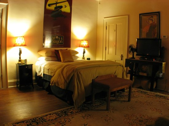Lane Street Inn Shelbyville: Serenity Room