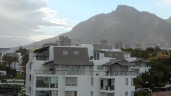 Radisson Blu Hotel Waterfront, Cape Town: View from the room