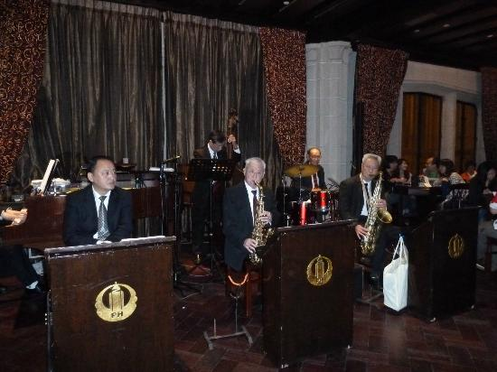 Fairmont Peace Hotel: Jazz-Club au Peace Fairmont Hotel Shanghai