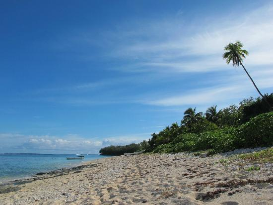 Ha'atafu Beach Resort: The beach