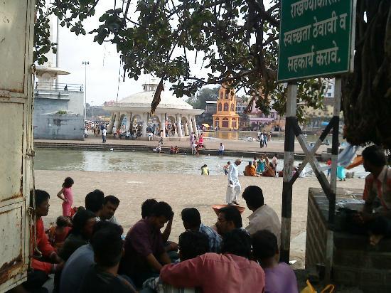 Sita Gumpha : Nasik ghat
