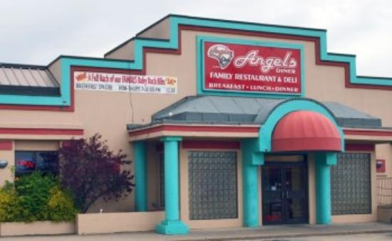 Angels Restaurant St Catharines