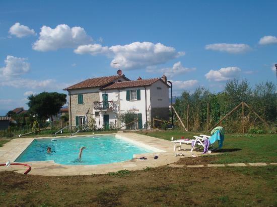 B&B Le Casine: piscina