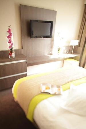 Hotel La Charpiniere : Chambre