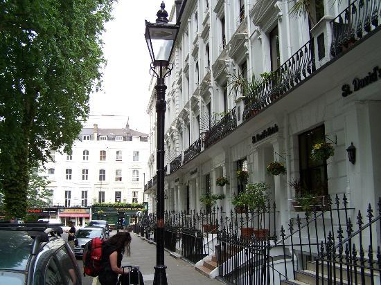 Cheap Hotels In Paddington London Uk