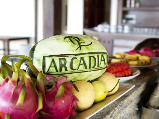 Arcadia Phu Quoc Resort: Breakfast Buffet