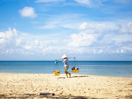 Arcadia Phu Quoc Resort: Private beach