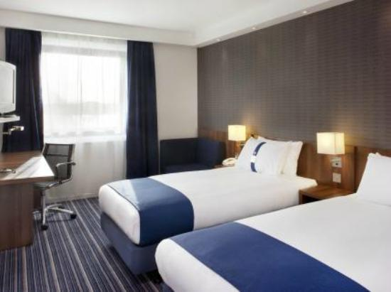 Pictures Of Twin Rooms At Radisson Blu Hotel Amsterdam