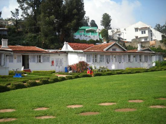 ‪سافوي هوتل: The Taj Savoy, Ooty