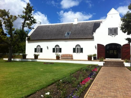Steenberg Hotel: main building