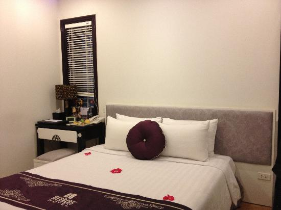 Hanoi Meracus Hotel 1: My room 's so nice!