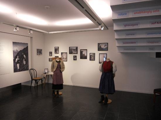 Frauenmuseum: museo delle donne-Merano