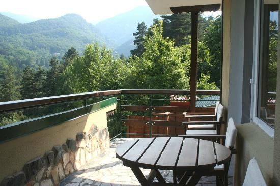 Rila Guesthouse: Guest balcony