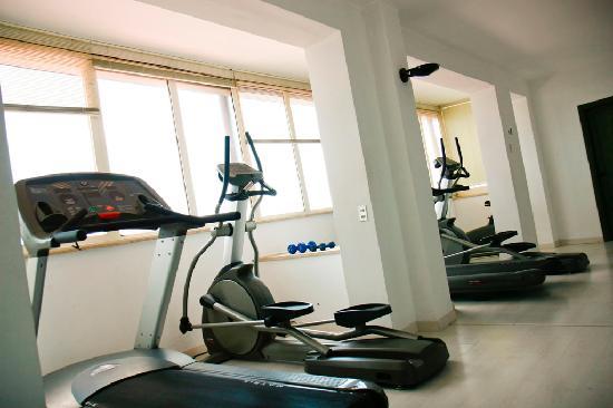 Grand Hotel President: Centro Fitness