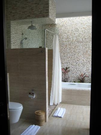 Desamuda Village: Shower 