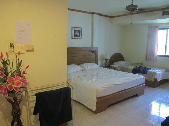 Popeye's Place Guesthouse: pokój