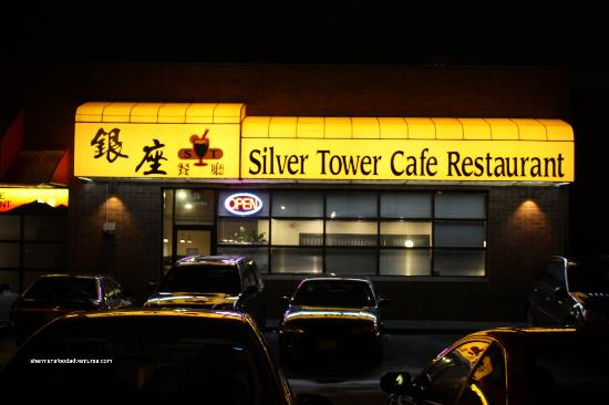 Silver Tower Cafe Restaurant