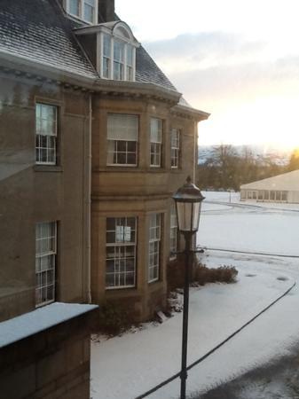 Image Andrew Fairlie @ Gleneagles in Central Scotland