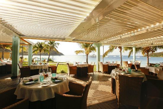 Le Domaine Beach Resort & Spa: La Table du Marché