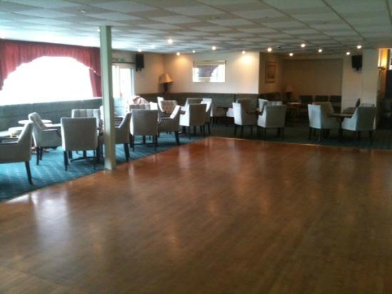 Sandy Lodge Hotel: Ballroom