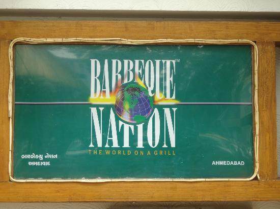 Barbeque Nation: Hotel Name