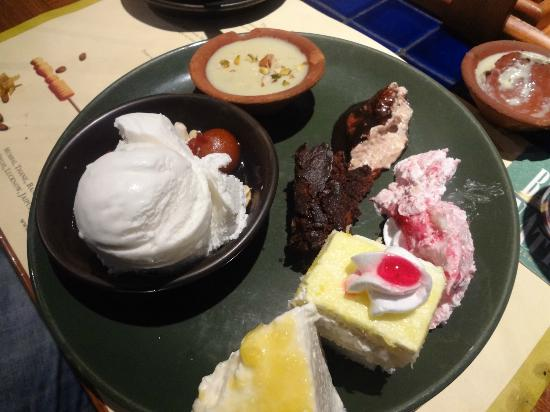 Barbeque Nation: Desert