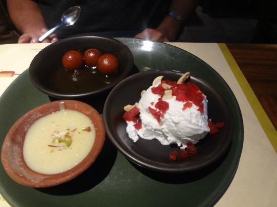 Barbeque Nation: More Deserts